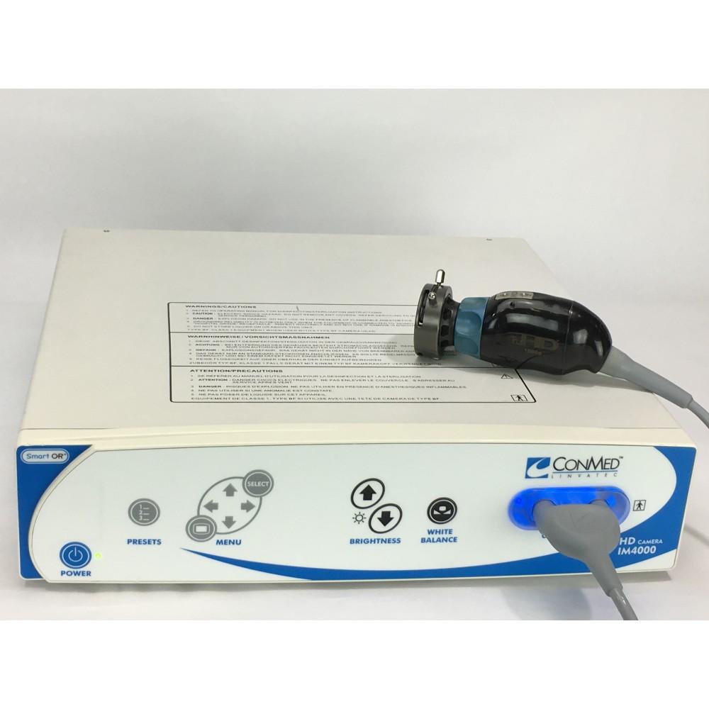 ConMed Linvatec IM4000 Console HD 1080p Camera Control Unit, PN IM4000